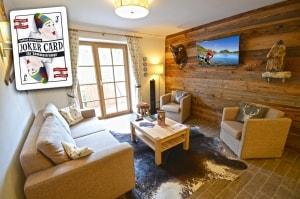 Appartement Schattberg - Residence Kristall